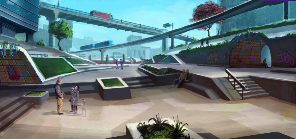 Skate Spillway5 Concept